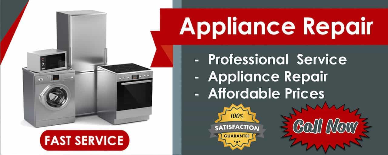 tuscaloosa appliance repair banner