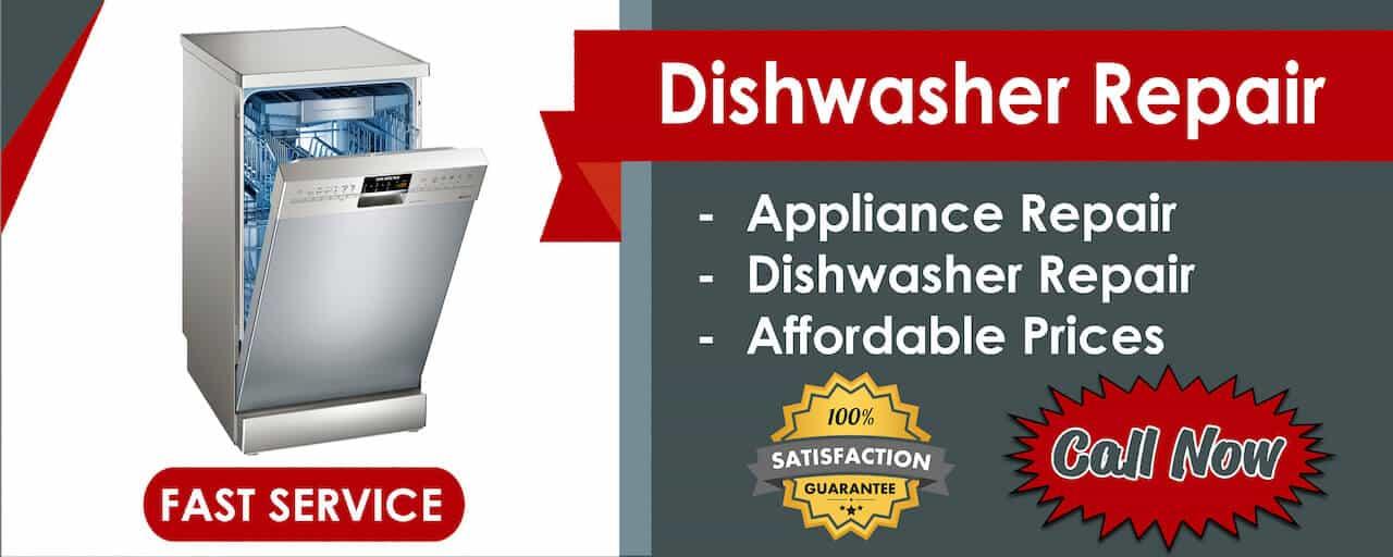 tuscaloosa diswasher repair banner