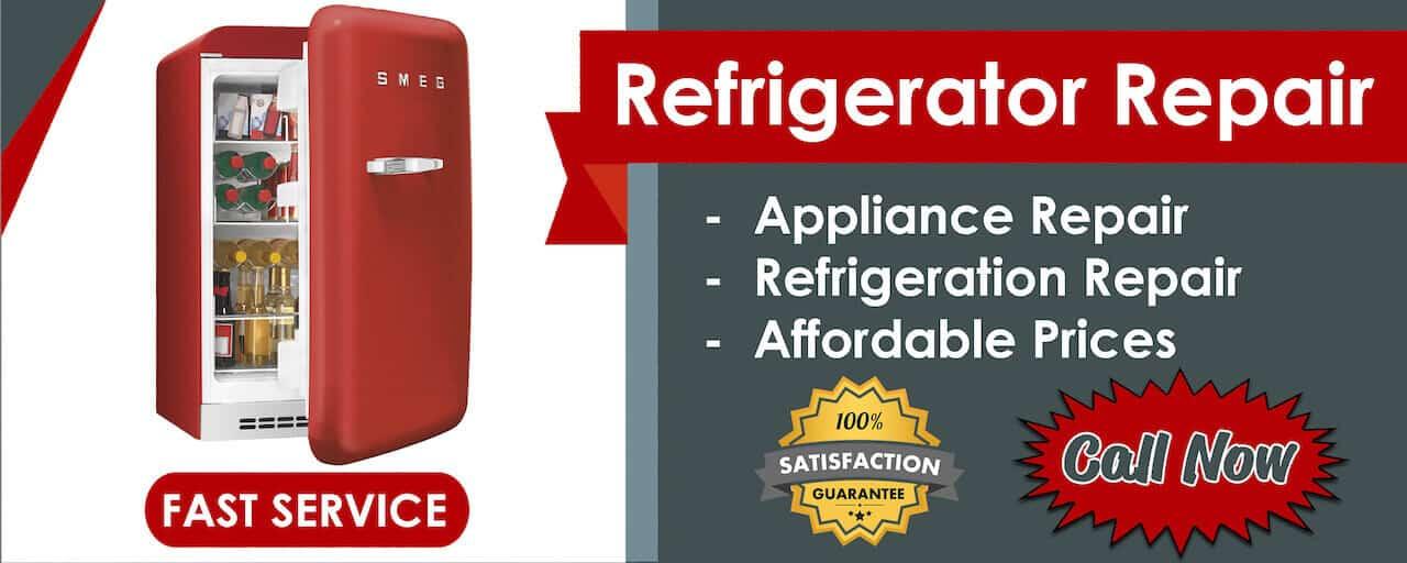 tuscaloosa refrigerator repair banner