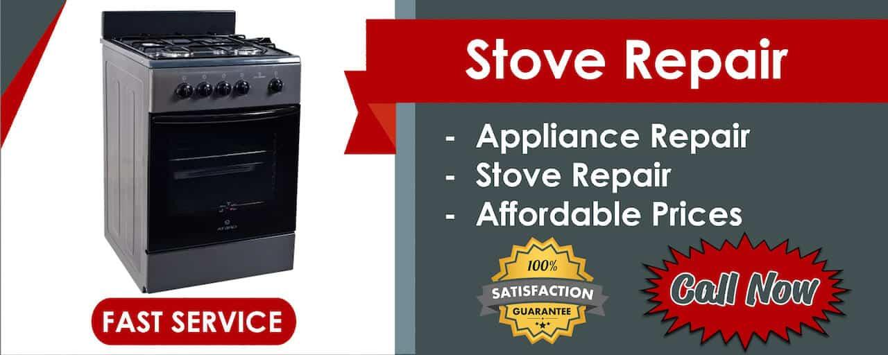 tuscaloosa stove repair banner
