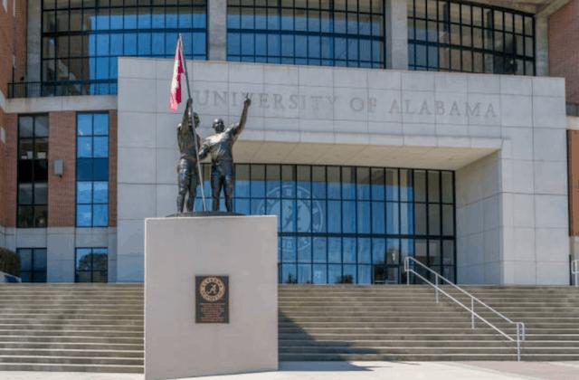 university of alabama in tuscaloosa, al